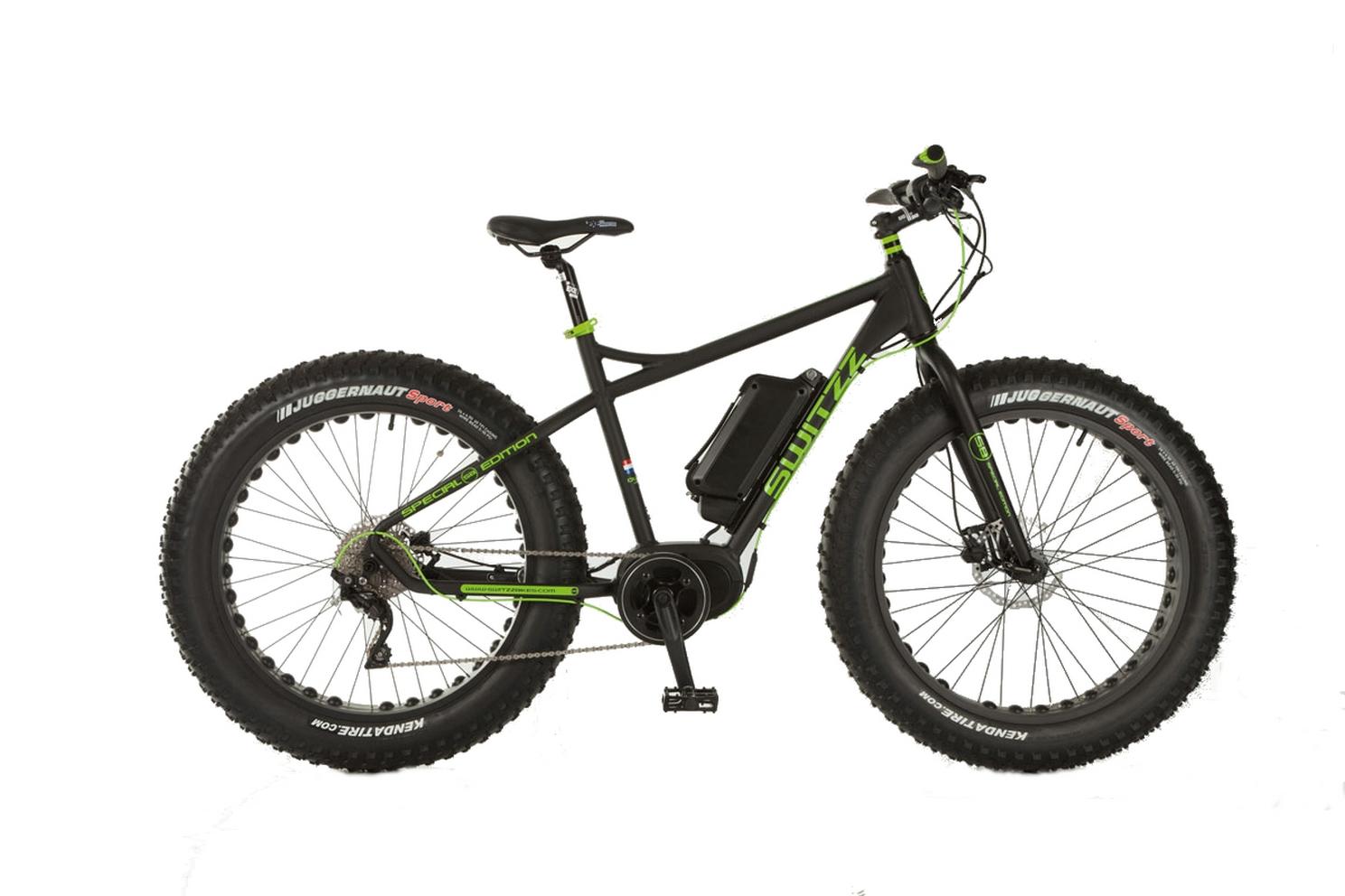 Fat E Bike 3 0e Switzz Bikes